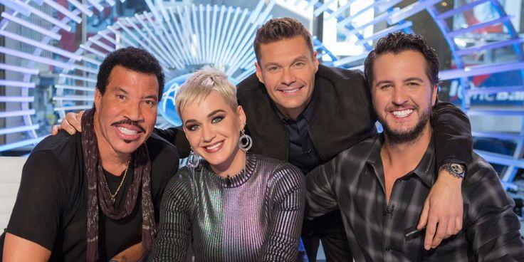 American Idol Los Jueces Katy Perry Luke Bryan Lionel Richie Estan Grabando El Show Desde Sus Casas En 2021 American Idol Lionel Richie Katy Perry