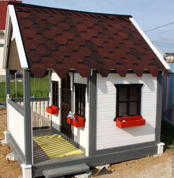 Купить Детский игровой домик - детский городок, детский игровой комплекс, игровой комплекс