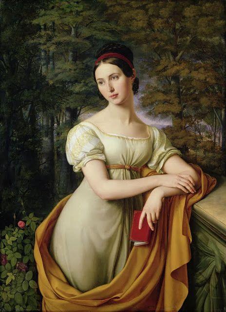 Friedrich Wilhelm von Schadow (1789 – 1862) – Pintor Alemão_17