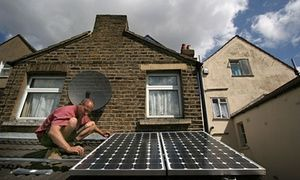 Solar power subsidies cut might save just 50p on average electricity bill