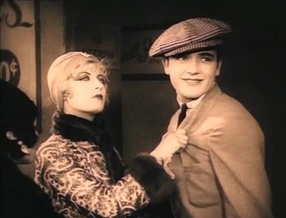 Carole Lombard & Charles Buddy Rogers in My Best Girl c.1927 (I can't decide who's prettier. gosh I love his face) viahtt...