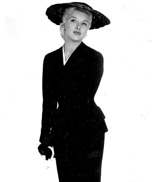early 1950s fashion - photo #22