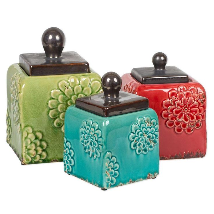Canisters Kitchen: 17 Best Ideas About Kitchen Canisters On Pinterest