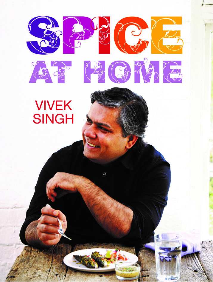 Green coriander chutney recipe from Spice At Home by Vivek Singh | Cooked