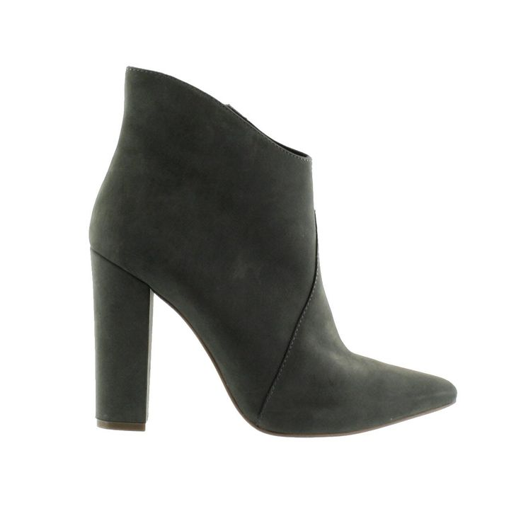 Pinky Ankleboot Gris Sombre 010