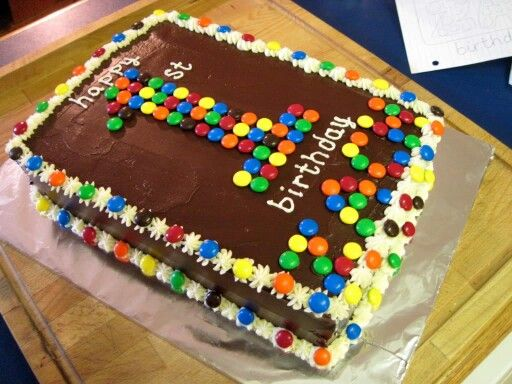 33 best cakes mms images on Pinterest Cake M s and Amp