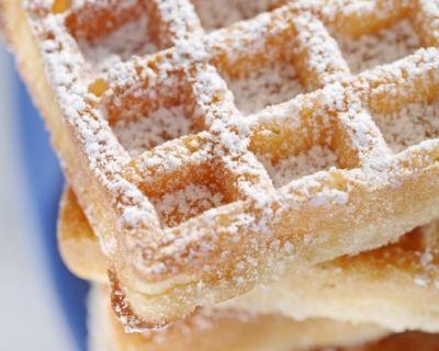 Pâte à gaufres Bruxelloises | Cuisine AZ