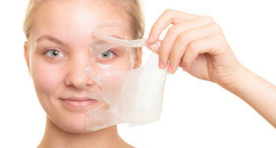 Loción limpiadora casera para el rostro