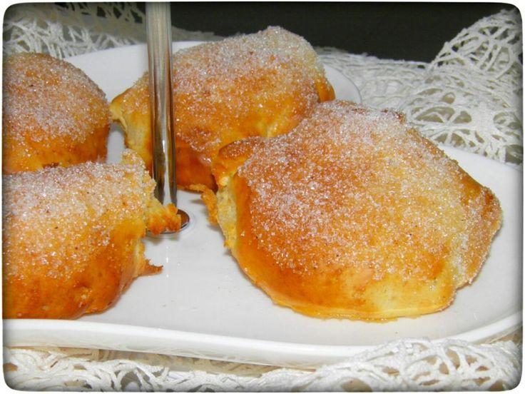Zimt-Quarkbällchen ganz ohne frittieren