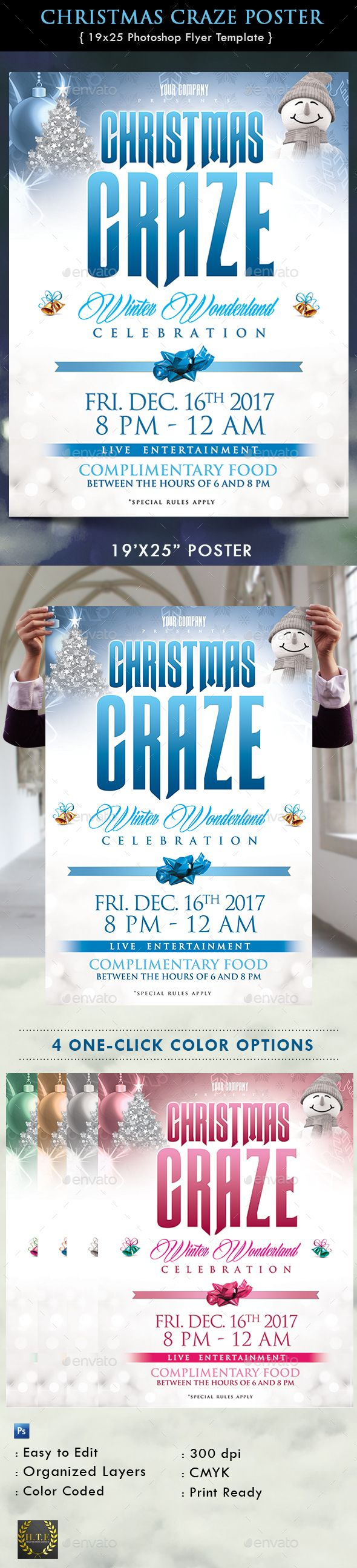 best images about christmas print templates christmas craze poster