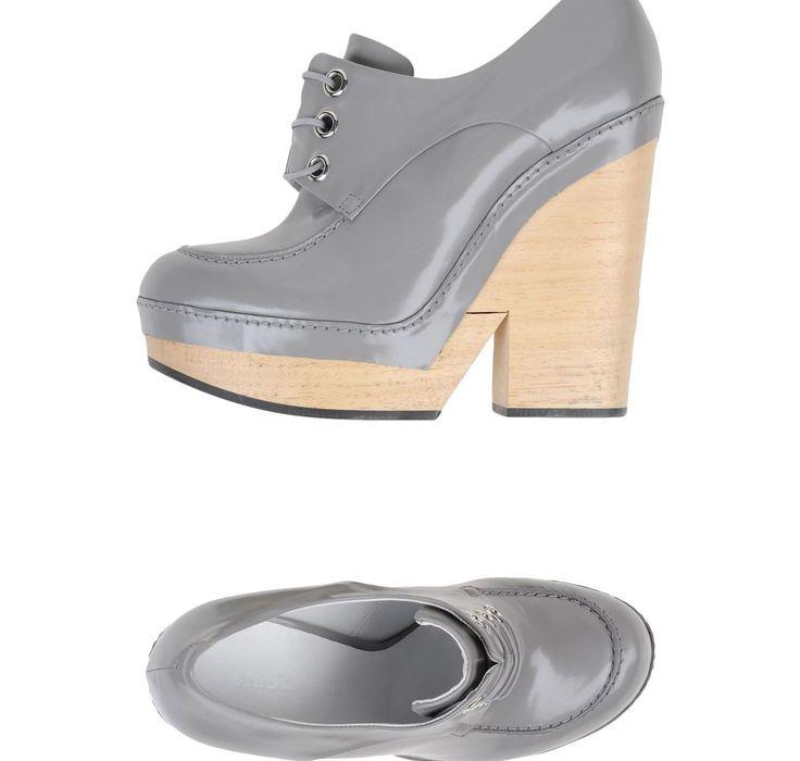 JIL SANDER ΠΑΠΟΥΤΣΙΑ Παπούτσια με κορδόνια μόνο 505.00€ #sale #style #fashion