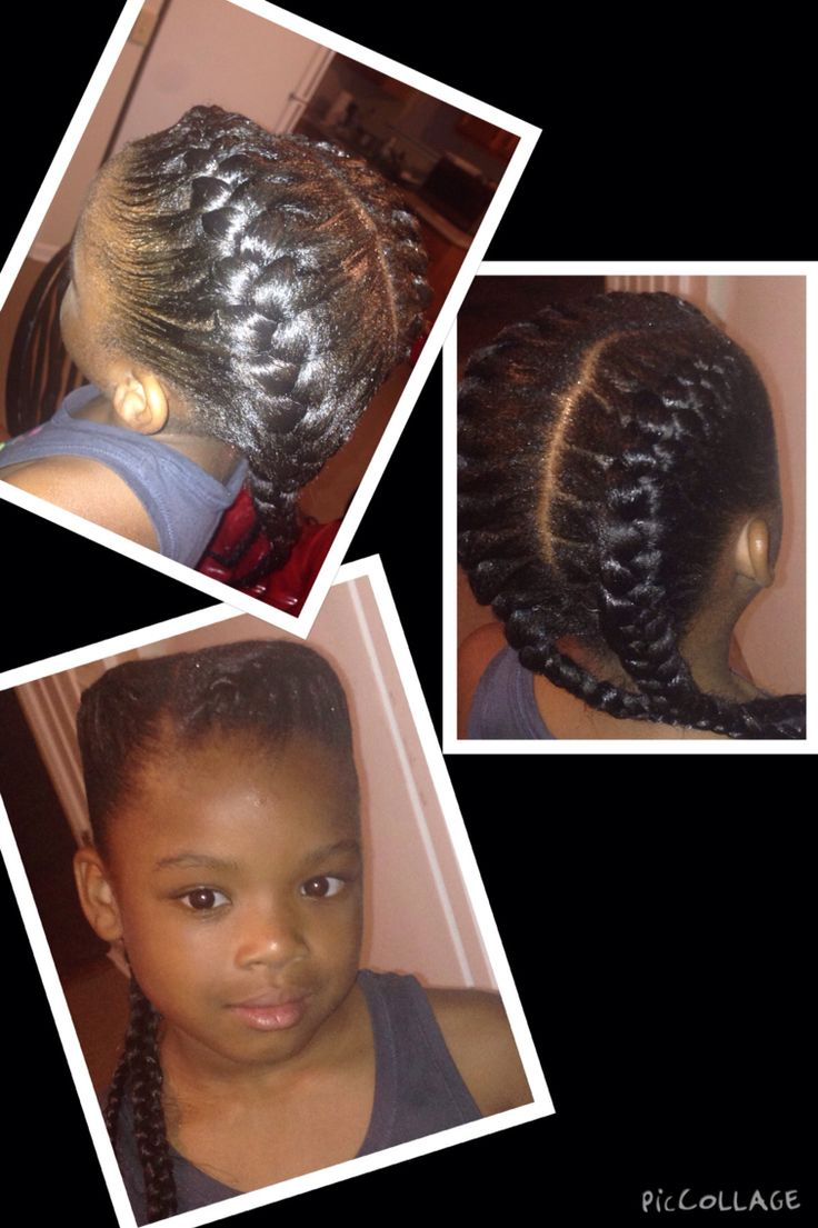 1000 Ideas About Tresse Africaine Enfant On Pinterest Search