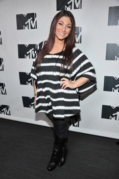 'Jersey Shore' Deena Cortese wants on 'Dancing With the Stars'