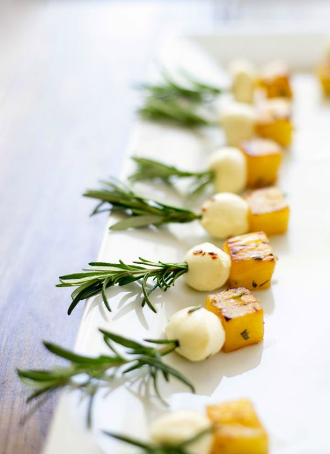 15 Adorable Mini Skewer Appetizers for Your Memorial Day Party | Brit + Co