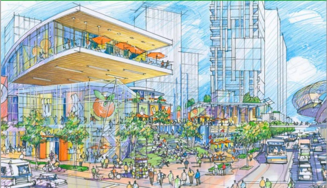 Brentwood Mall Redevelopment could see 70 storey towers http://www.vancitybuzz.com/2012/08/brentwood-mall-redevelopment-tall-towers/  (Burnaby, Metro Vancouver, British Columbia, Canada)