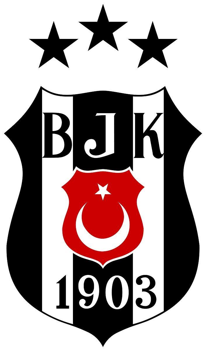 Be U015fikta U015f Spor Kul U00fcb U00fc Logo BJK Download Vector Logolar