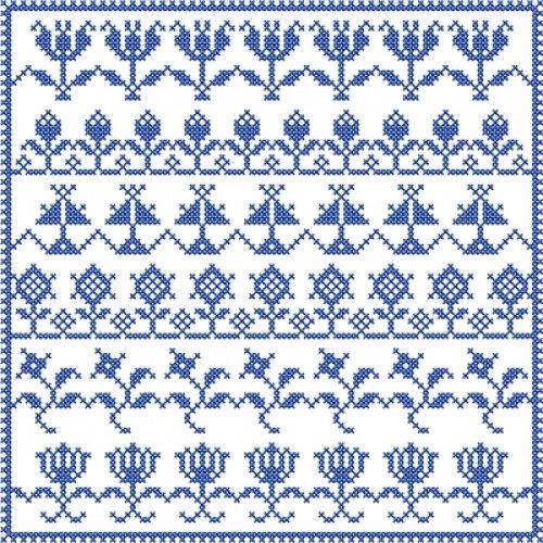 Sampler Vol 7 Cross Stitch | Embroidery Stash