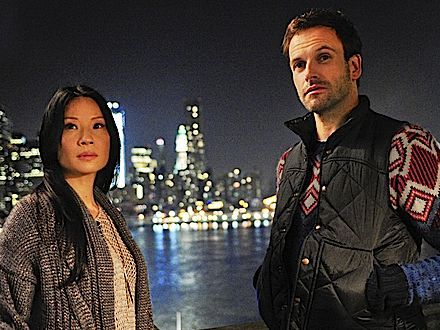 elementary . one of my favorite new shows
