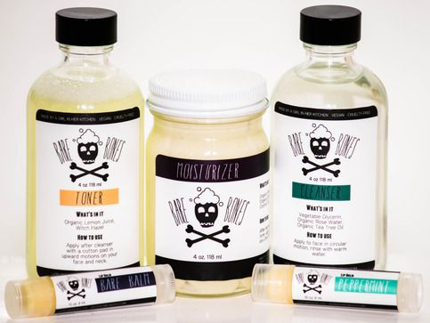 Cross Bone Special (All Products) from Bare Bones Body Care