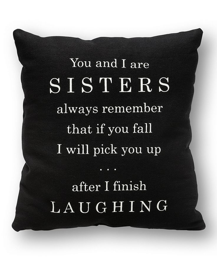 'You and I' Throw Pillow | zulily