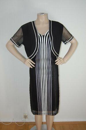 Great for *** Tia *** Damen Hochzeit kleid festlich Abendkleid mit Bolero Jacke … – Womens Suits