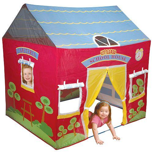 Little Red School House Tent  sc 1 st  Pinterest & 54 best Tent House for Kids images on Pinterest | Child room ...