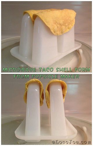 How to Make Fat-Free Crunchy Taco Shells and Mini Taco Bowls from Corn Tortillas   Happy Herbivore