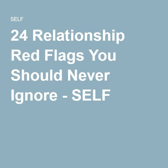 Red flags dating christian