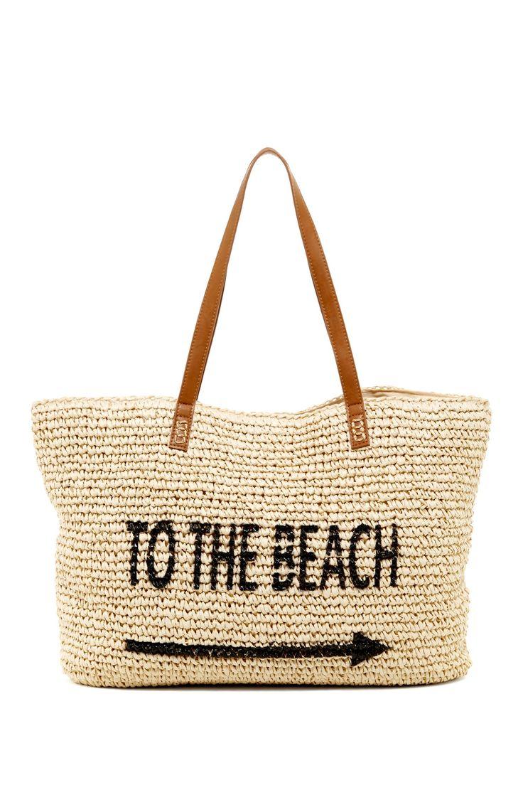 25  best Beach totes ideas on Pinterest