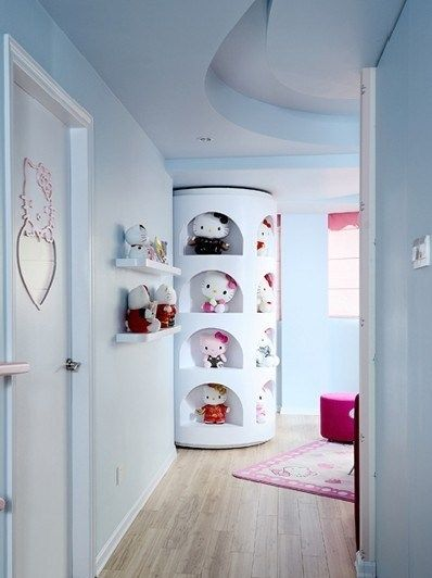 i will have my own hello kitty room
