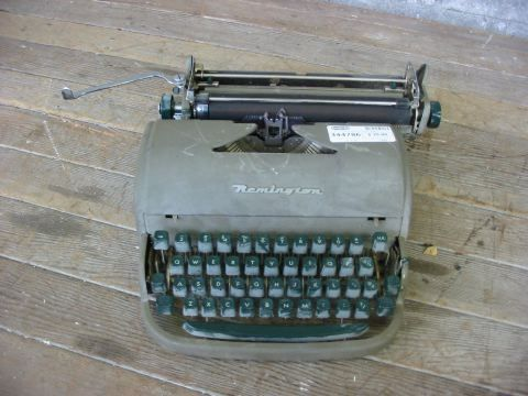 Second Use Seattle >> Vintage Typewriter | Second Use, Seattle: Building Materials, Salvage, & Deconstruction | Hip ...