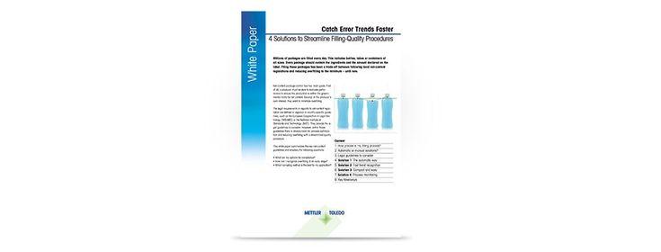 White paper: Catch Error Trends Faster