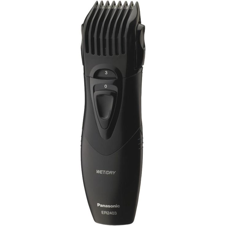 PANASONIC ER2403K Wet-Dry Hair & Beard Trimmer