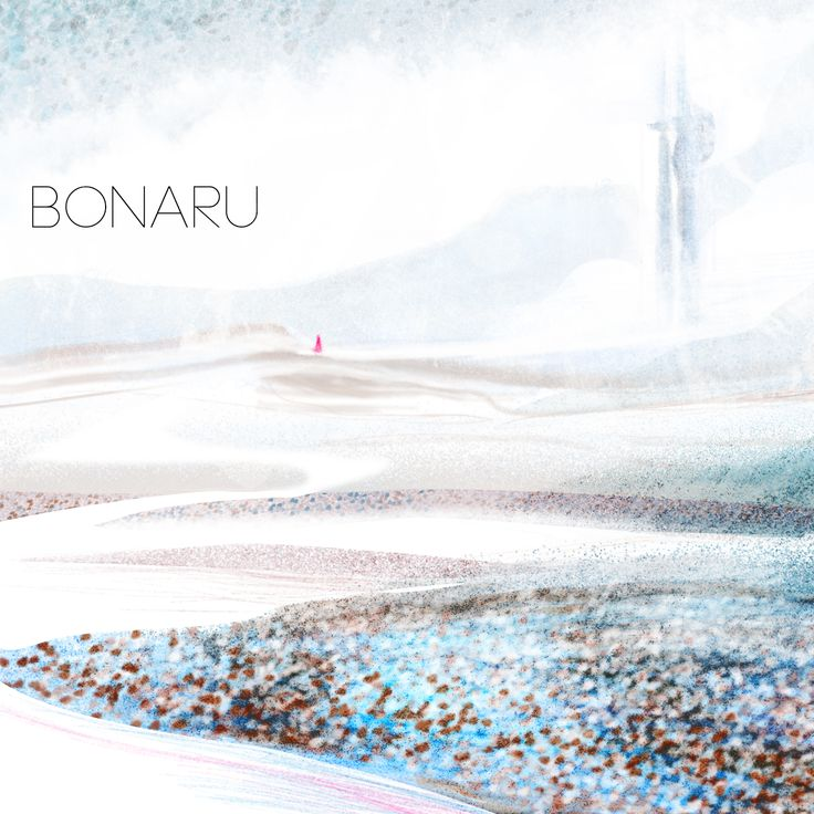 Album Cover by Yohan Monange