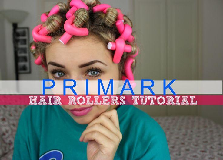 Best 25 heated hair rollers ideas on pinterest hair roller primark hair rollers tutorial urmus Gallery
