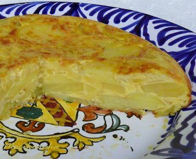 Macikonyha: Tortilla de patatas - update, illetve jóvátétel