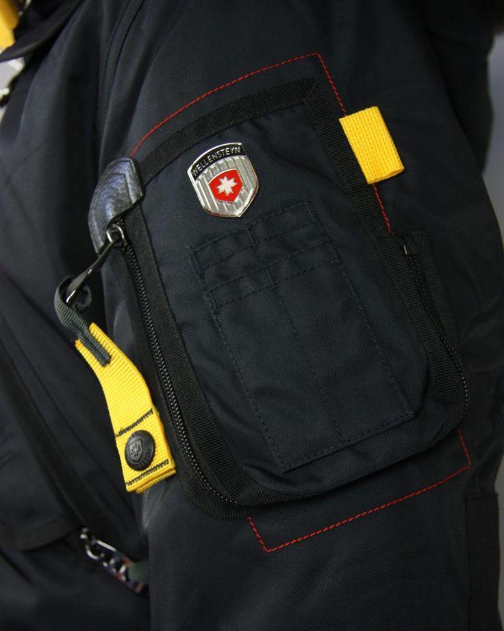 Wellensteyn -Rescue Jacket parka - midnightblue. Functions : Windproof-Waterproof-Breathable-Taped seams
