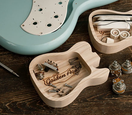 guitar repair parts tray guitars pinterest dads. Black Bedroom Furniture Sets. Home Design Ideas