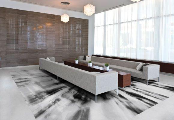 Black & White snapshots from Miliken & Company via Interior Design #living #room #home #SBxTAD