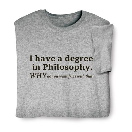 Philosophy all college majors
