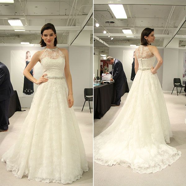 678 Best Images About Lace Wedding Dresses On Pinterest
