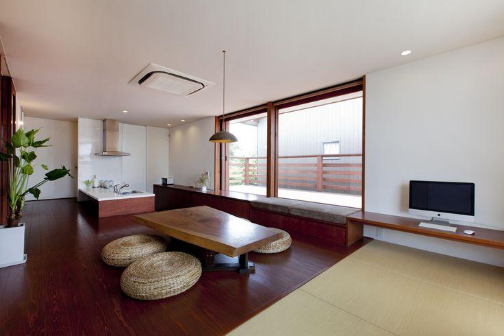 建築家:宝角陽輔「コンパクトだけどゆったりした家」