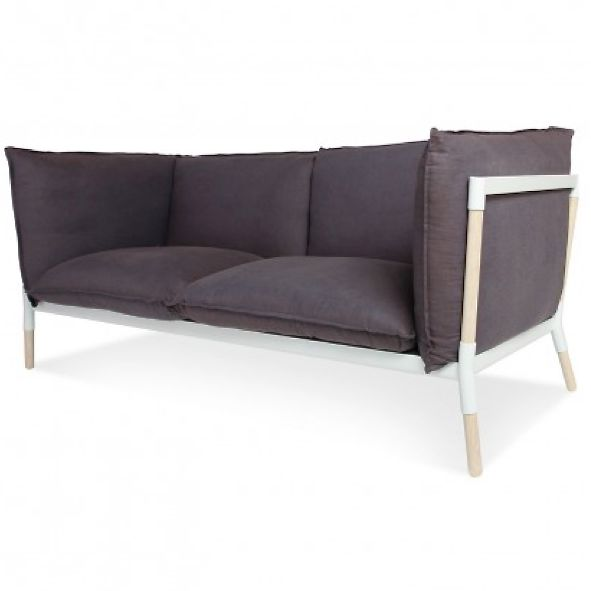 grotto sofa a modern loveseat on sale at the blu dot modern furniture outlet shop discount modern loveseats and modern furniture sales at blu dot