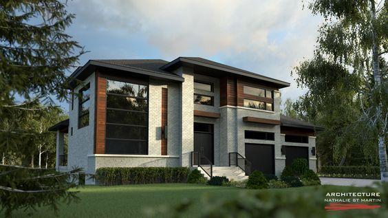 Architecture St-Martin » MAISONS NEUVES