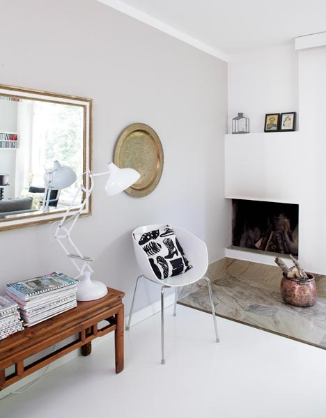 Private home interior design, photo Marek Sabogal.