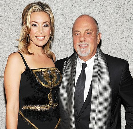 Billy Joel, Pregnant Girlfriend Alexis Expecting First Child Together! - Us Weekly