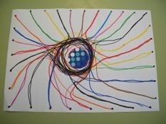 GRAFO P5. Treballam el concepte mig i linies ininterrompudes.