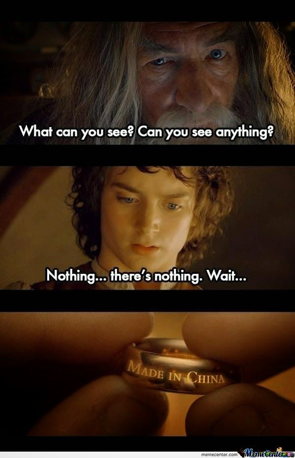 Lord Of The Rings Memes Clean Meme Funny Pictures Lotr Funny Hobbit Memes