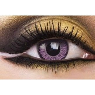 VIOLET Colored Cosmetic Contact Lenses Chanel 2 Tone - 1 Year (Pair)  #bestcontactlenses #awesomecontactlenses #VIOLETColoredCosmeticContactLensesChanel2Tone