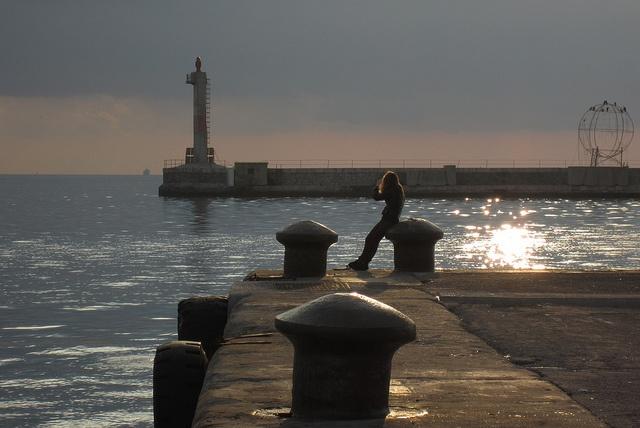 port times , afternoon light by eleni vraka (e_vra), via Flickr